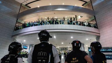 Протестите в Хонконг започнаха отново с отслабването на епидемията от коронавируса