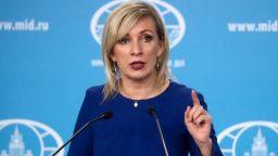 Мария Захарова: В  България и Румъния се разполагат оръжия за нападение (видео)