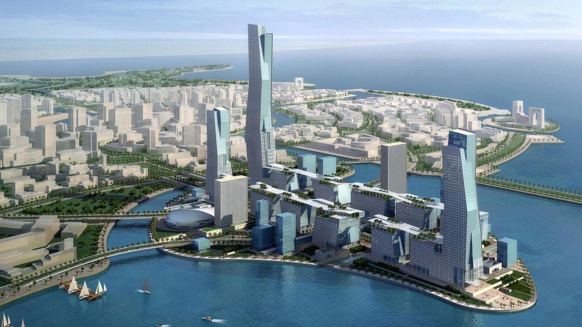 Проектът за футуристичен град на Саудитска Арабия предизвика много противоречия