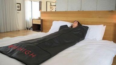 Одеяло сауна топи излишните калории
