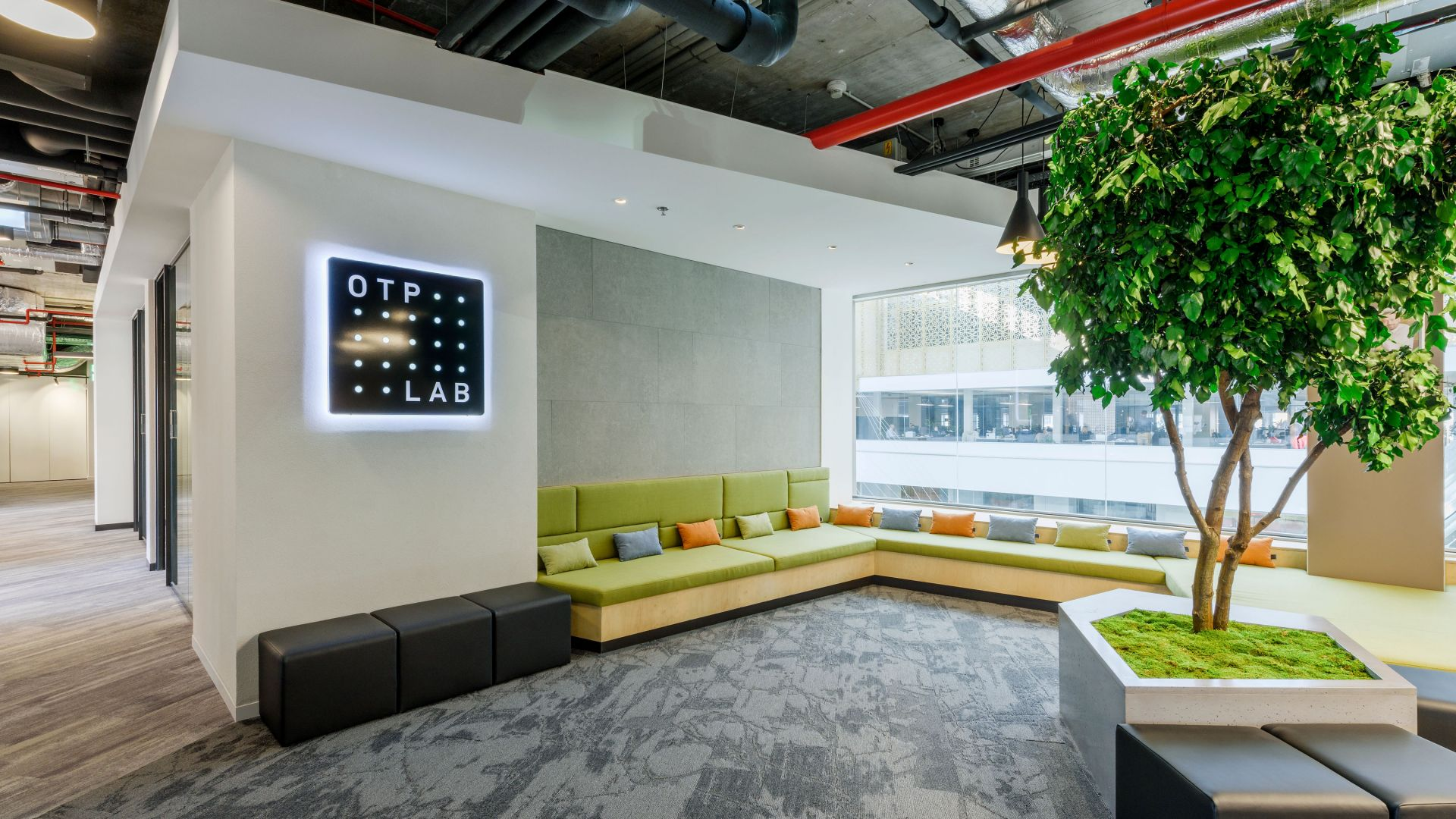 OTP Lab на Банка ОТП, компанията майка на Банка ДСК, отново е сред най-добрите финансови лаборатории за иновации в света
