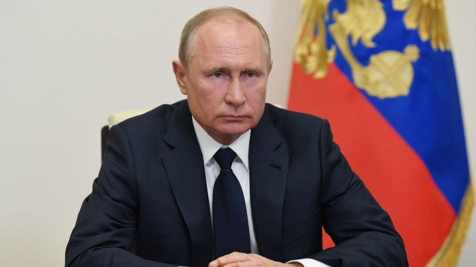 Путин облага богатите руснаци с 15% данък