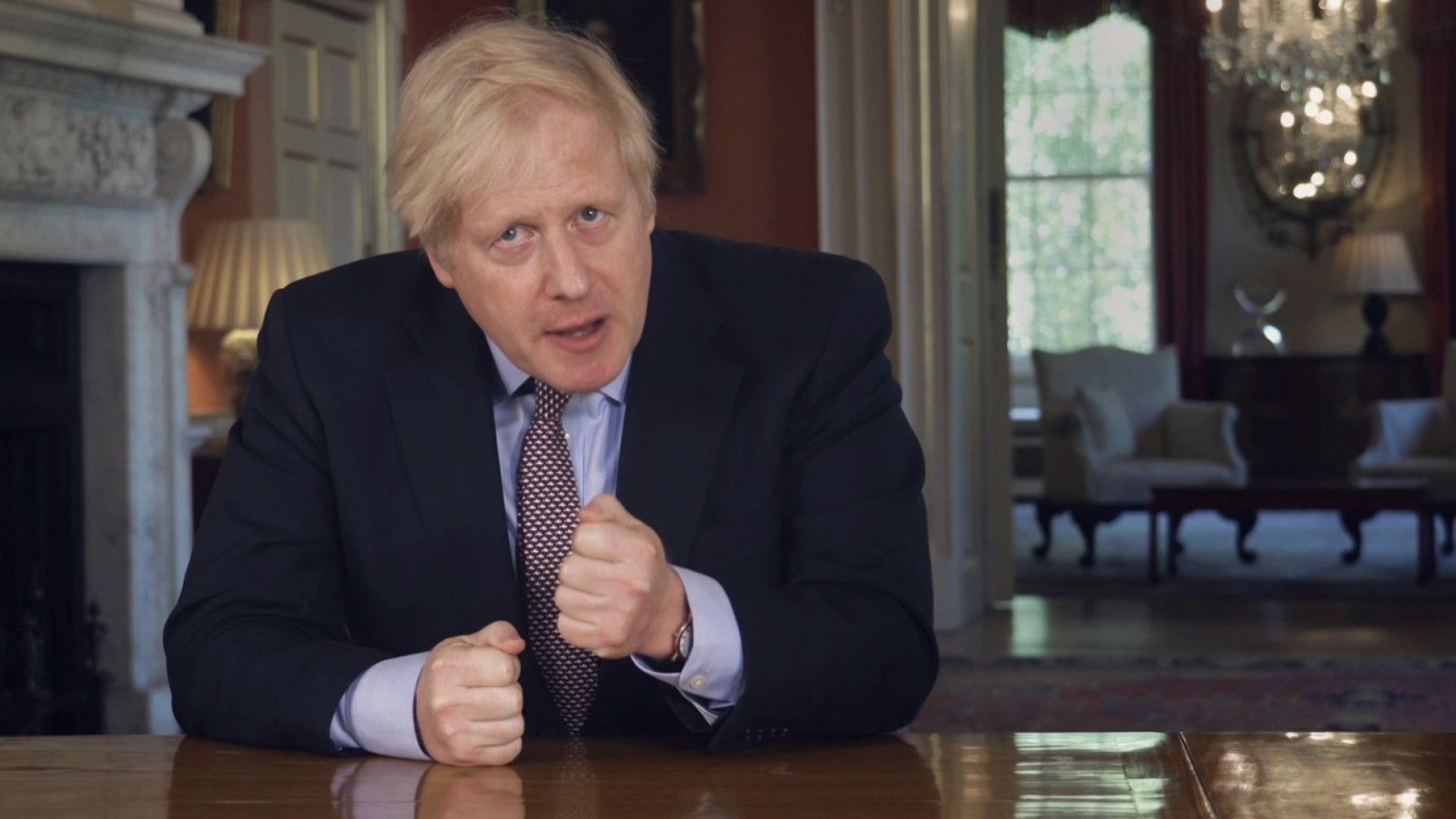 Британският премиер Борис Джонсън обяви днес детайли от плана си