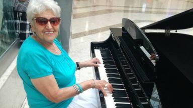 Отиде си голямата народна певица Христина Лютова