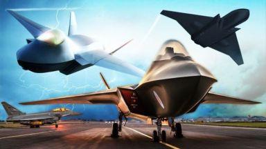 Великобритания прави един от най-добрите стелт самолети