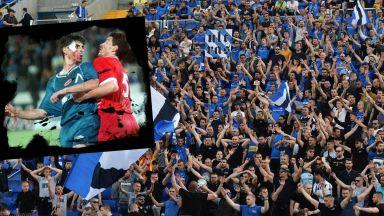 Време за спортна класика: 20 години от кървавия гол на Гонзо