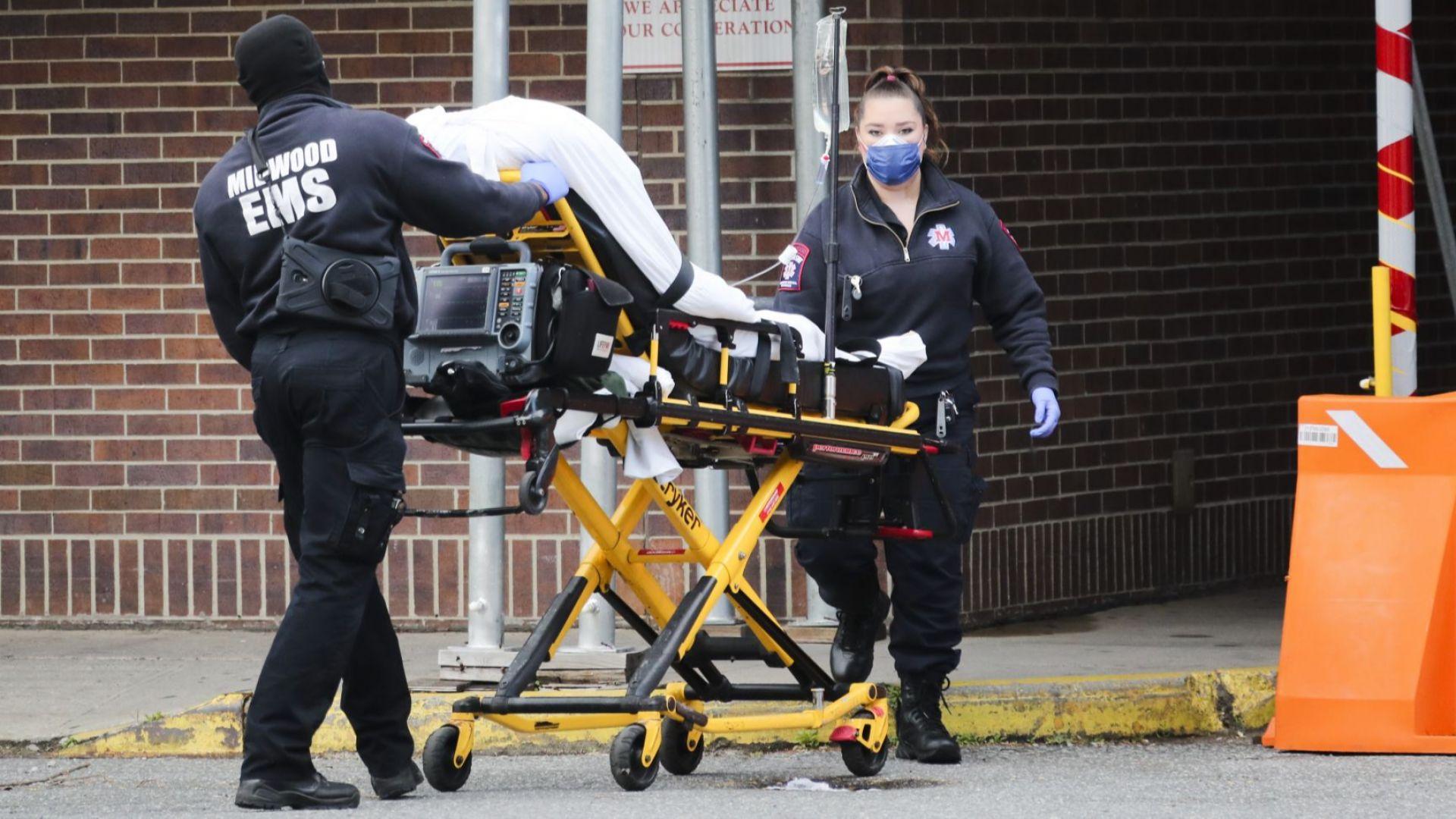 От епицентър Ню Йорк стана най-слабо засегнатият щат от коронавирус в САЩ