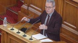 Йордан Цонев оглавява временната комисия за разходите по COVID-19