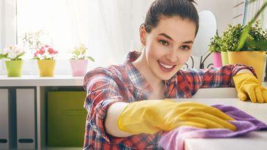 Каква е важната разлика между почистване и дезинфекциране
