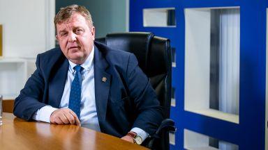 Каракачанов: Към днешна дата няма намерение за оставка на кабинета
