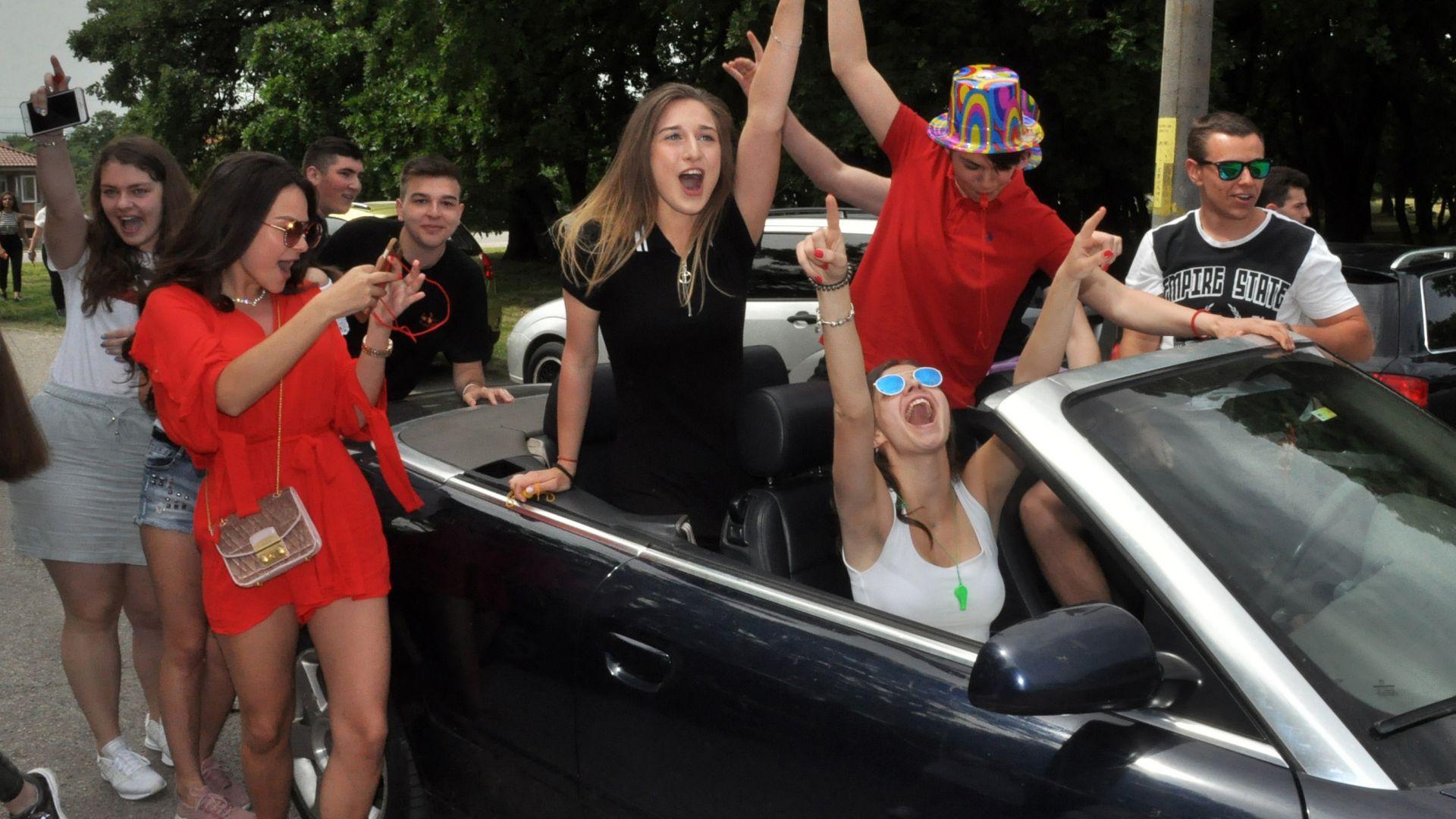 Абитуриенти и служители на дискотека в Пловдив - с COVID-19