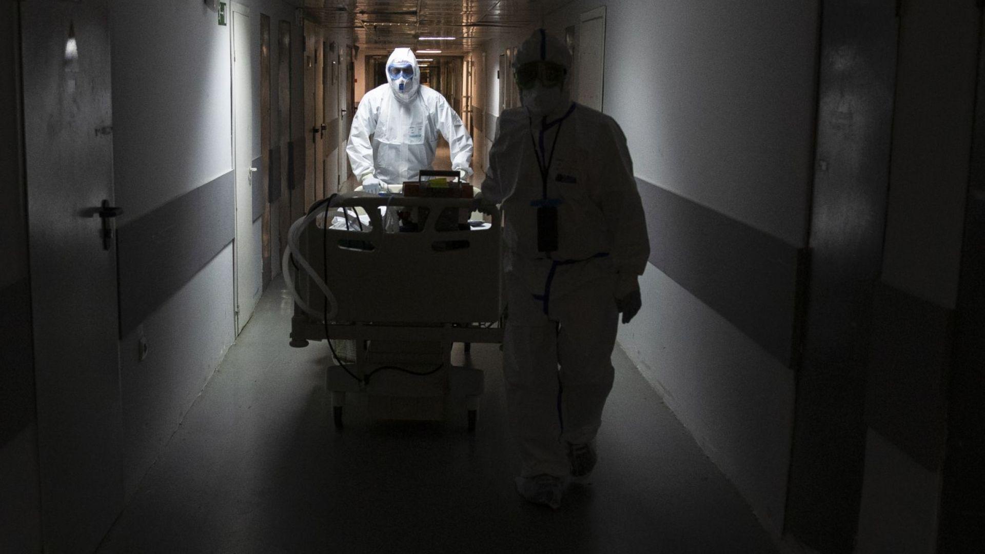 Почина фелдшерът, който напусна болницата и от когото плъзна заразата в Каолиново