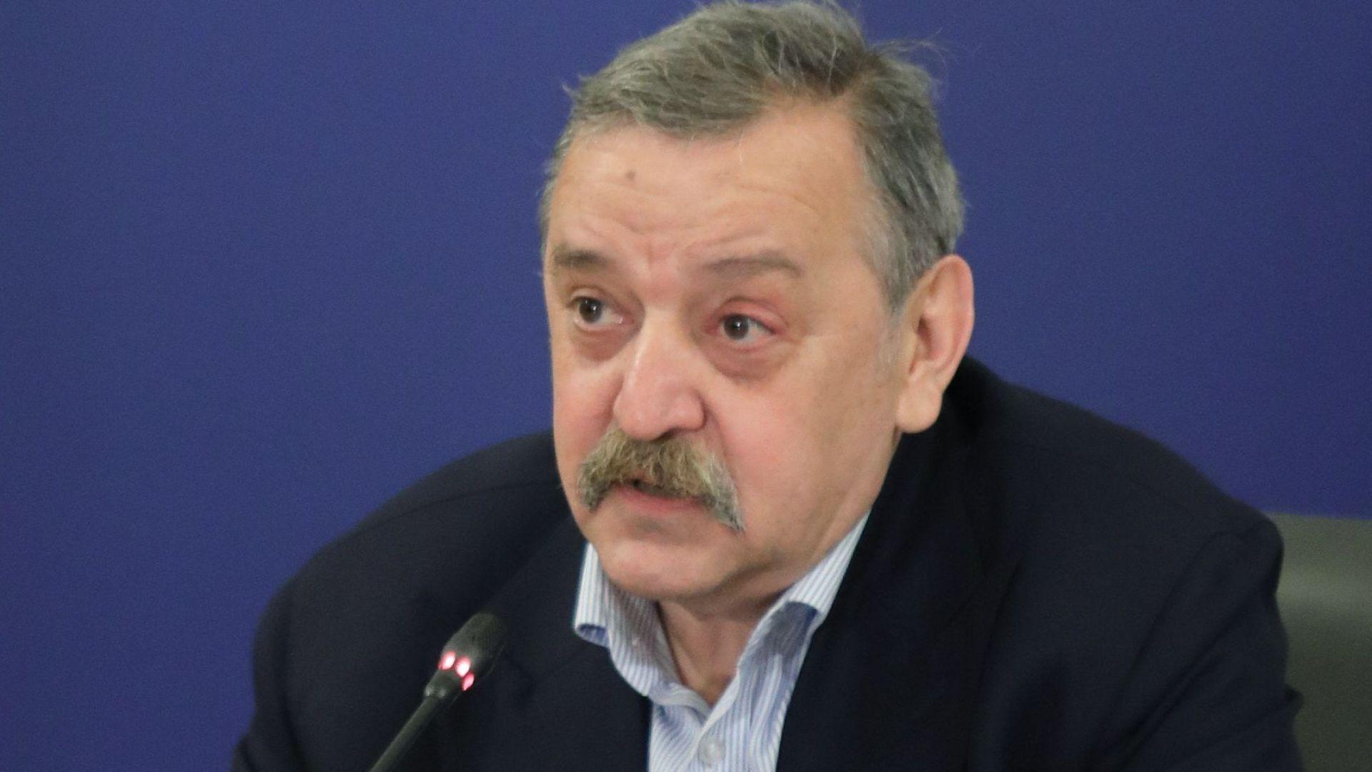 Проф. Кантарджиев: Загубата на обоняние е прогноза за леко минаване през COVID-19