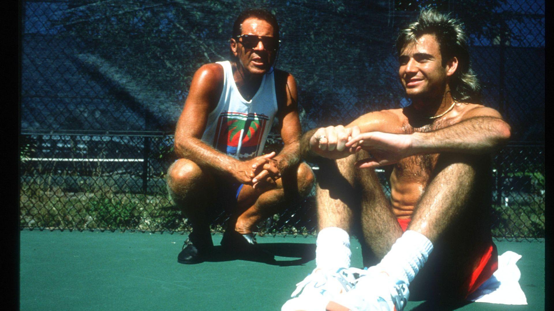 Легендарният треньор по тенис Ник Болетиери е в болница