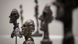 """""""Институтът Джакомети"""" е сред първите музеи, отворили врати в Париж след карантината"""