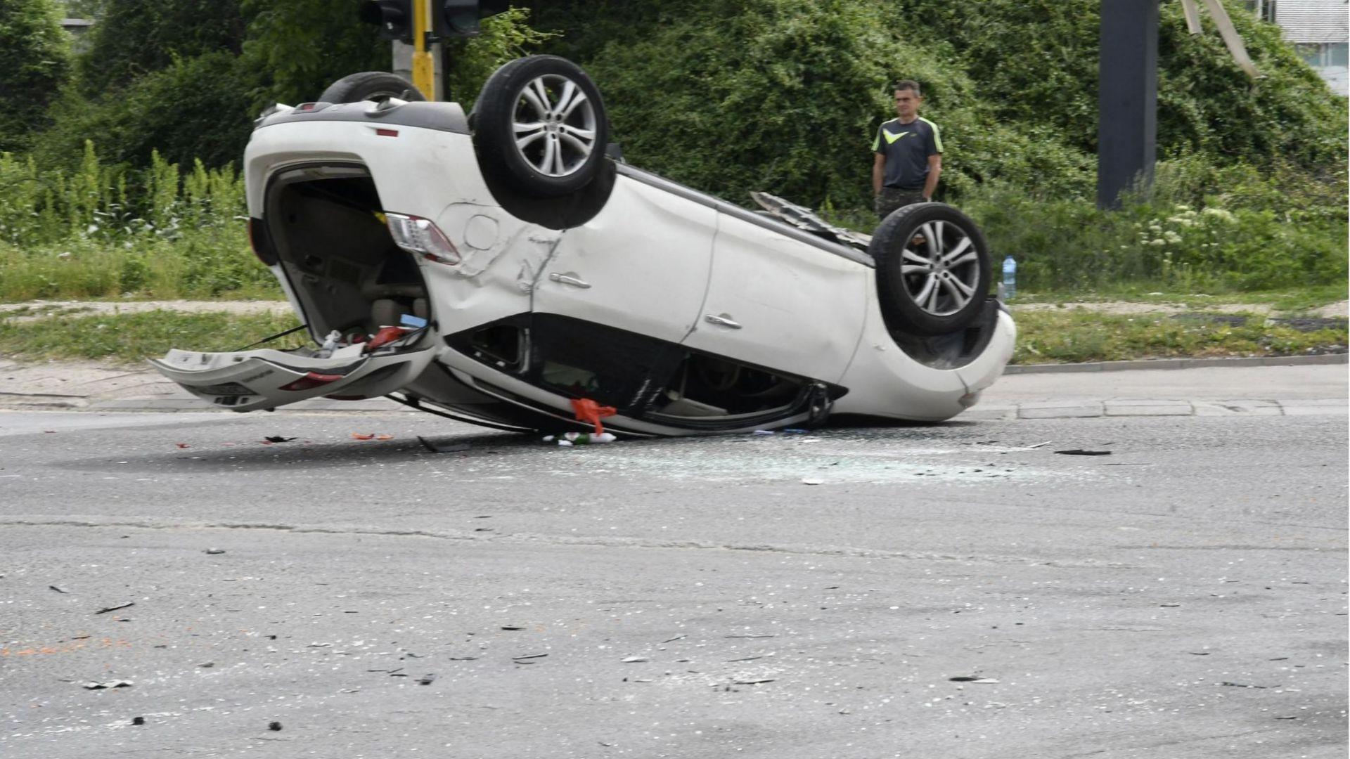 Смъртността по пътищата в България е сред най-високите в ЕС