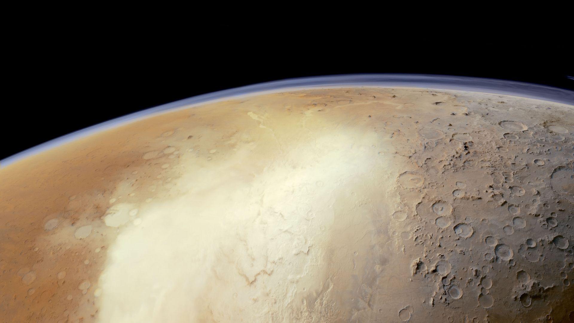 Три страни изпращат мисии до Марс