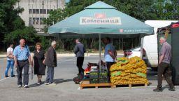 Масирана данъчна проверка на Зеленчуковата борса в Русе