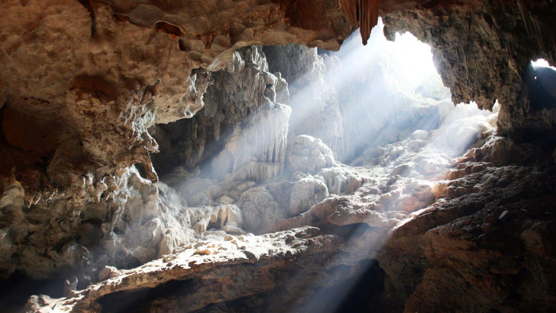 Четирима гръцки иманяри са загинали при инцидент в пещера край