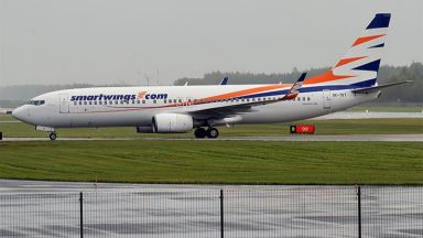 """Чешката държава може да придобие изцяло авиогрупата """"Смартуингс"""""""