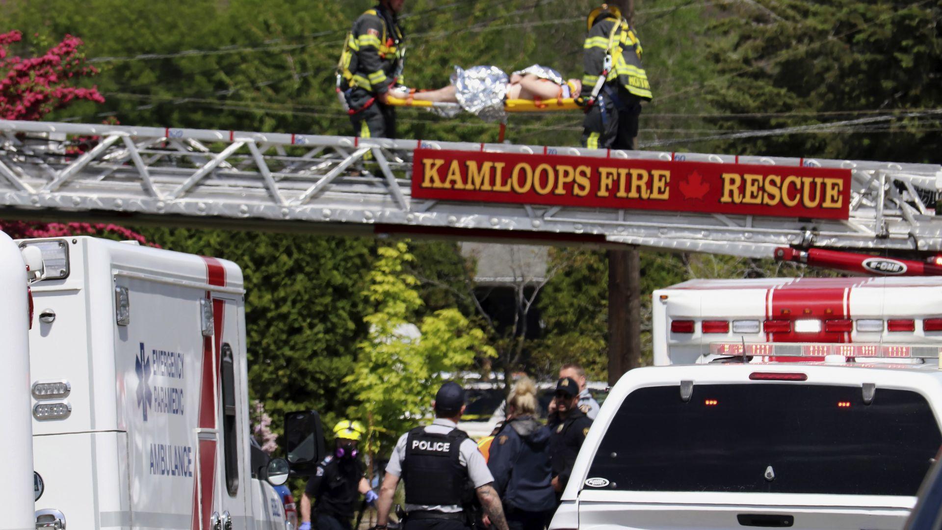Канадски военен самолет се разби малко след излитането си (видео/снимки)