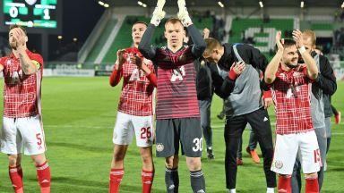 Още един чужденец си тръгва от ЦСКА