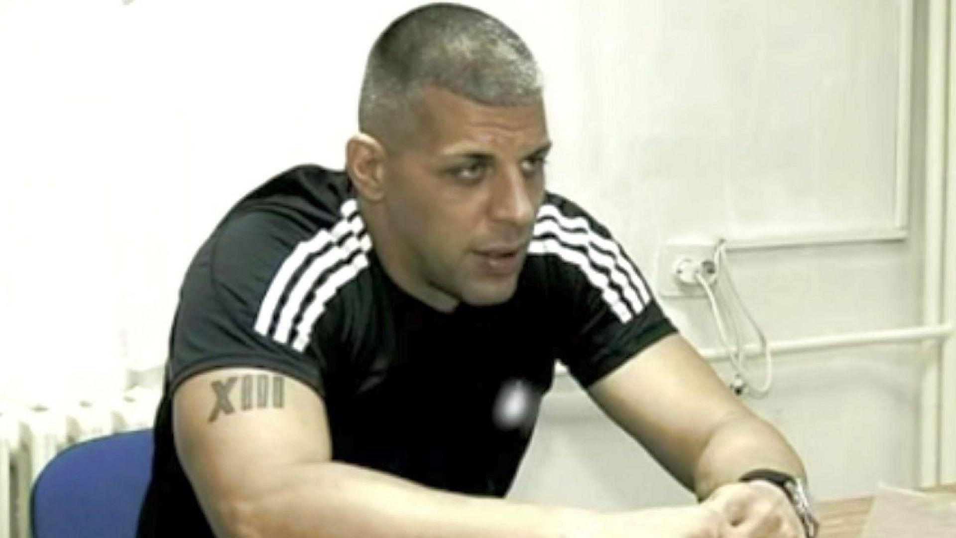 40-годишният Димитър Кънчев, който през 1997 г. застреля баща си