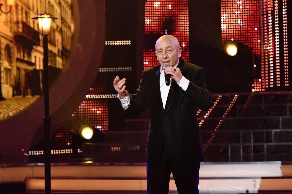 Димитър Маринов като Тодор Колев