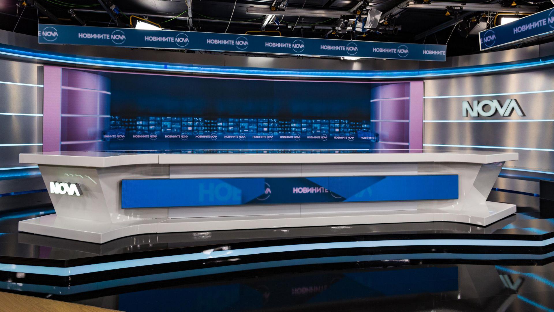 Братя Домусчиеви водят преговори за продажбата на Нова телевизия