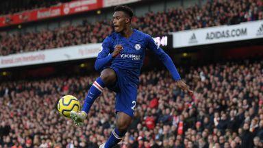 Звезда на Челси скочи от Шампионската лига в квартално мачле
