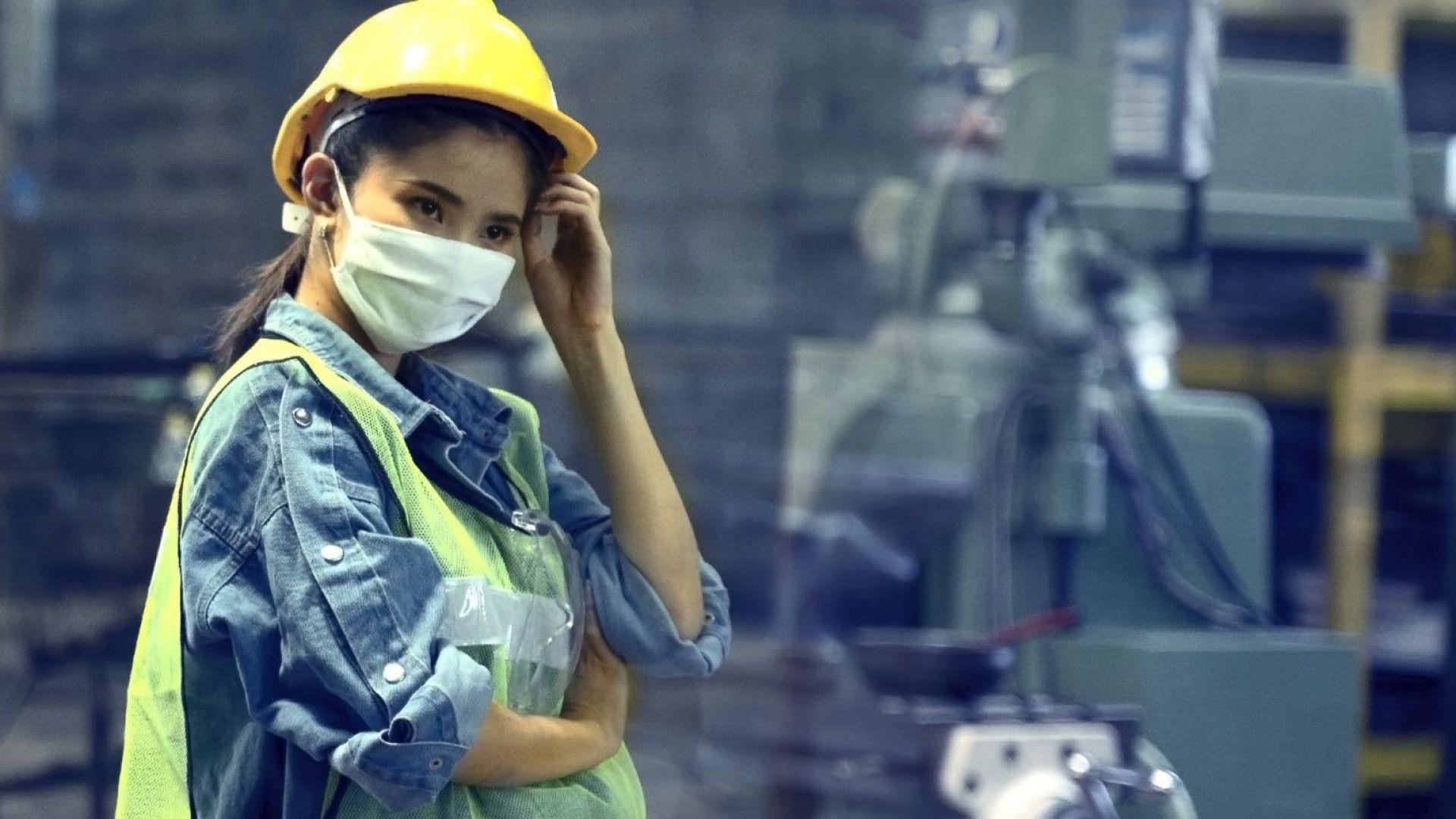 ГИТ засилва контрола по въвеждане на противоепидемични мерки в предприятията