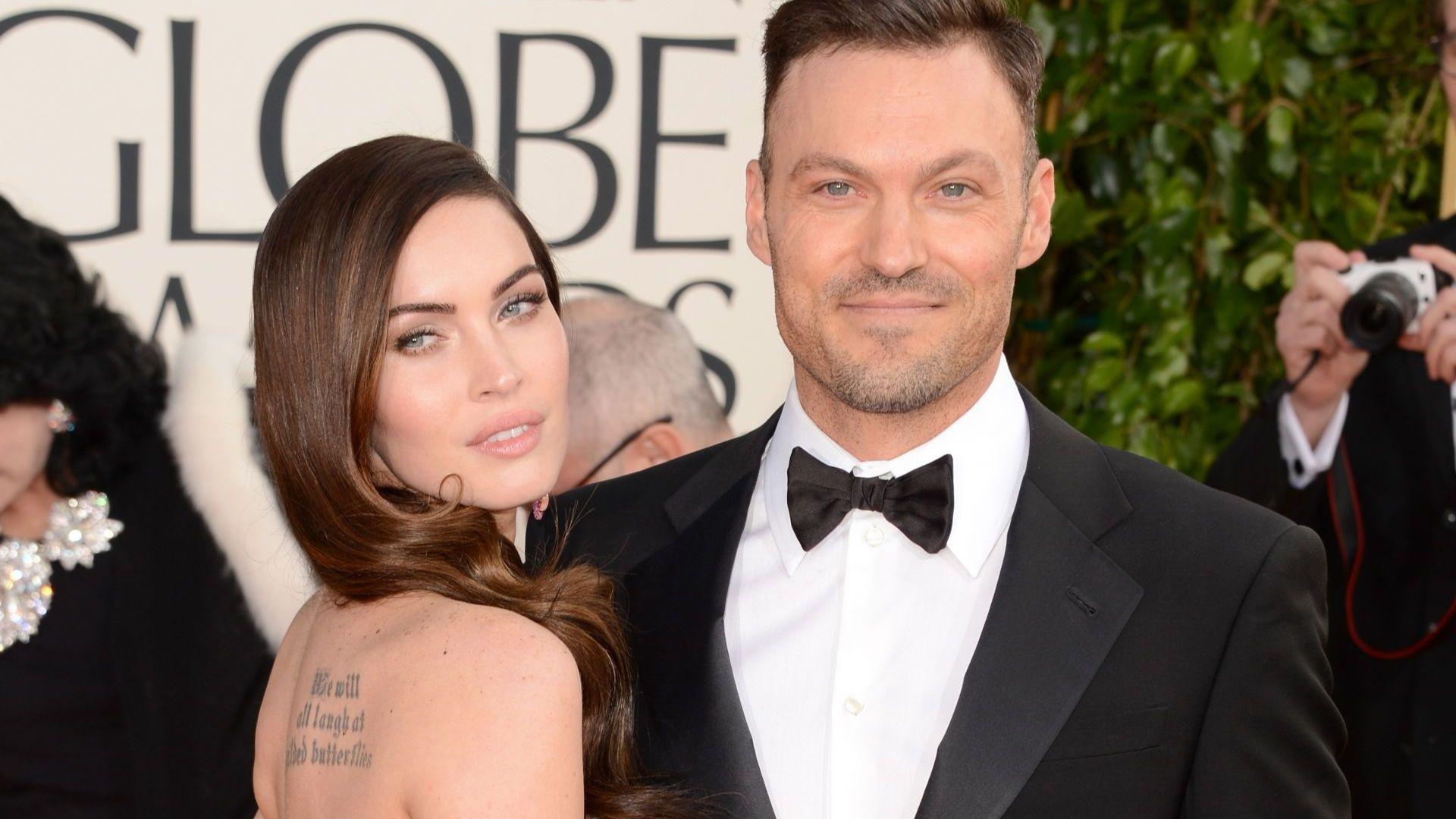 Меган Фокс окончателно се раздели със съпруга си