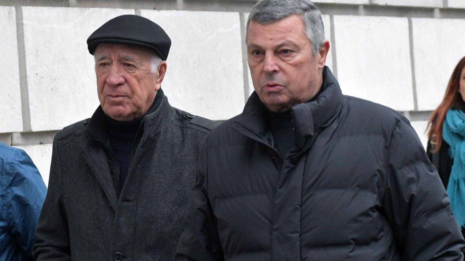 Кирил Ивков и Емил Велев отрекоха за кредита от 100 милиона лева