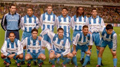 Помните ли феномена Супердепор и най-лудия сезон в испанския футбол?