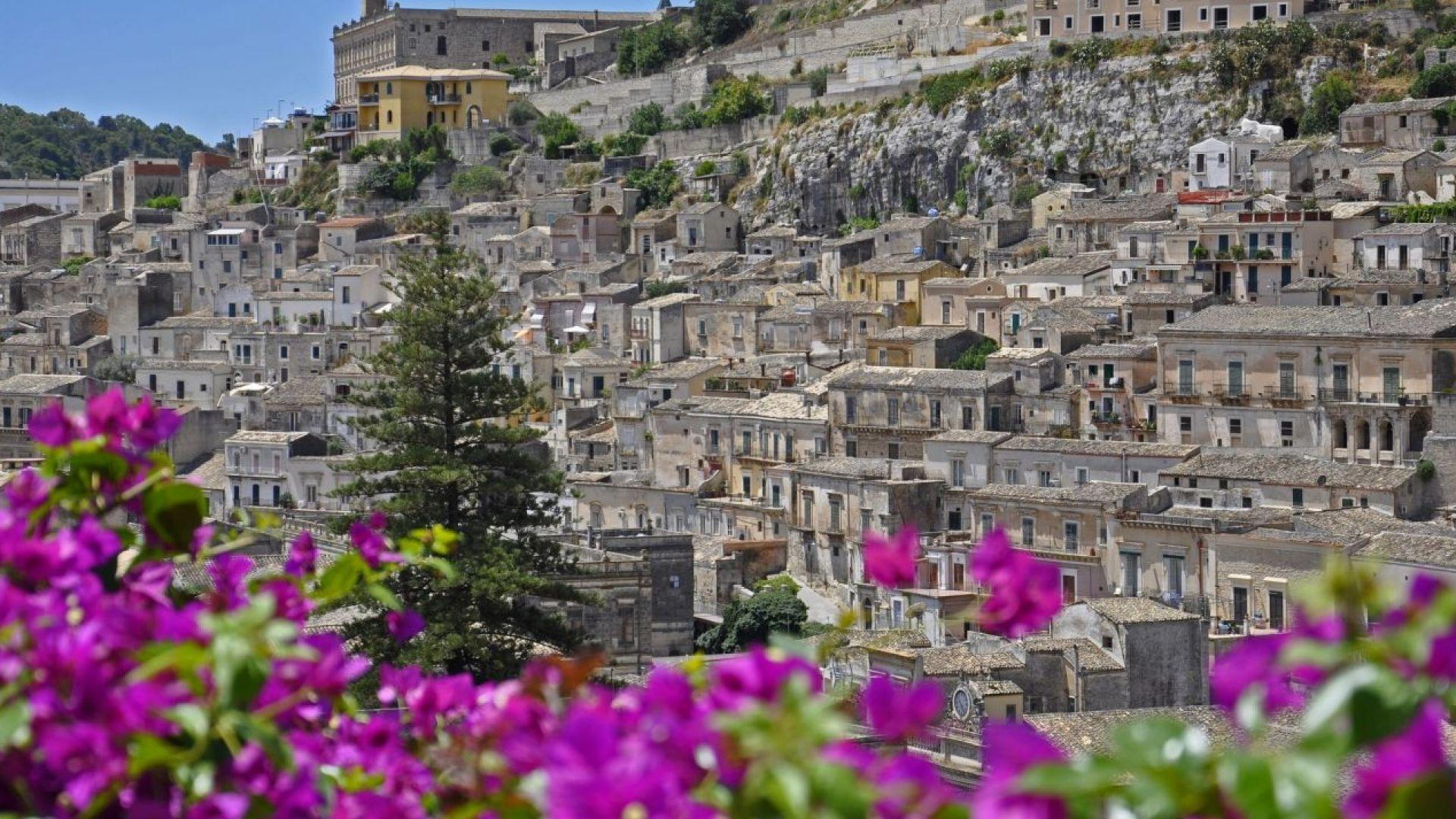 Шоколадовата столица на Сицилия