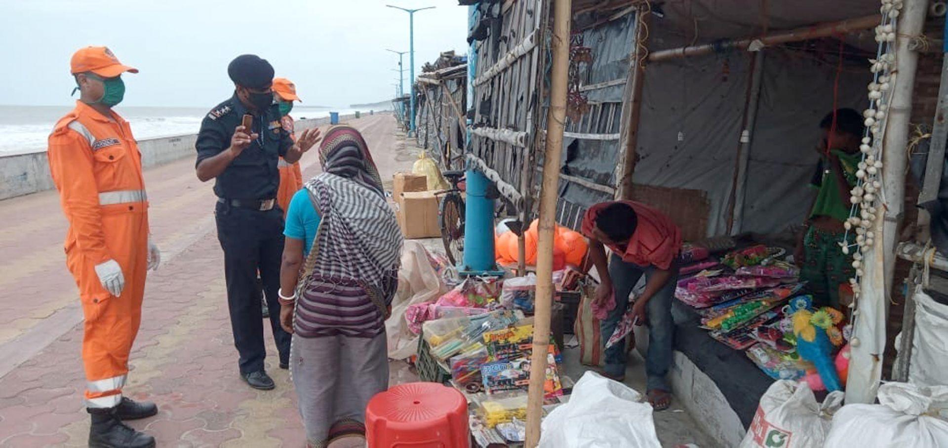 Евакуация в Индия