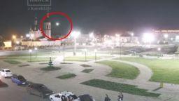Метеор падна в южната част на Красноярския край в Русия (видео)