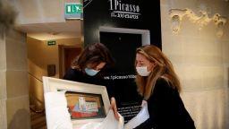Утре ще стане ясен щастливецът, който ще спечели картина на Пикасо само за 100 евро