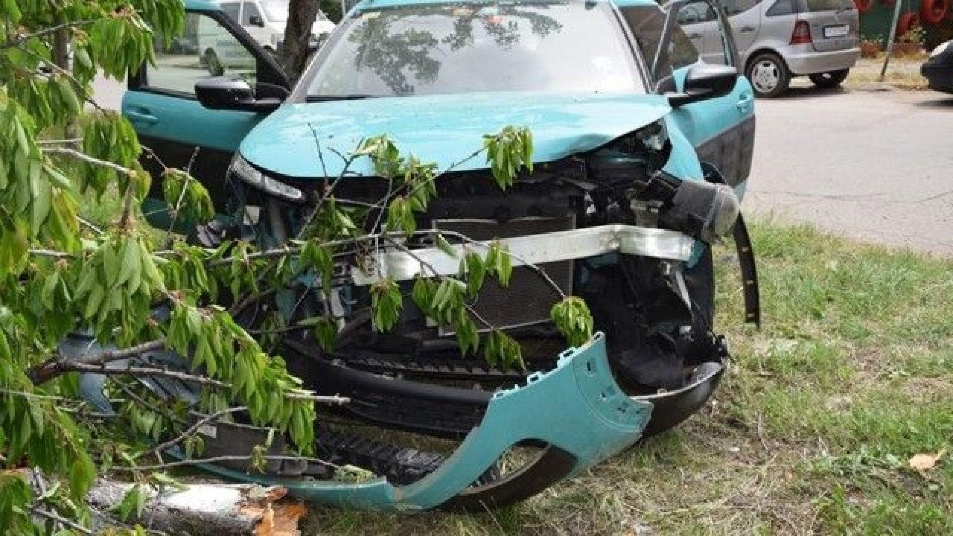 """Шофьорката, счупила бариерата на ГКПП """"Гюешево"""", остава в ареста"""
