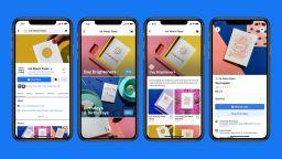 """""""Фейсбук"""" стартира """"Шопс"""" - нова услуга за онлайн търговия"""