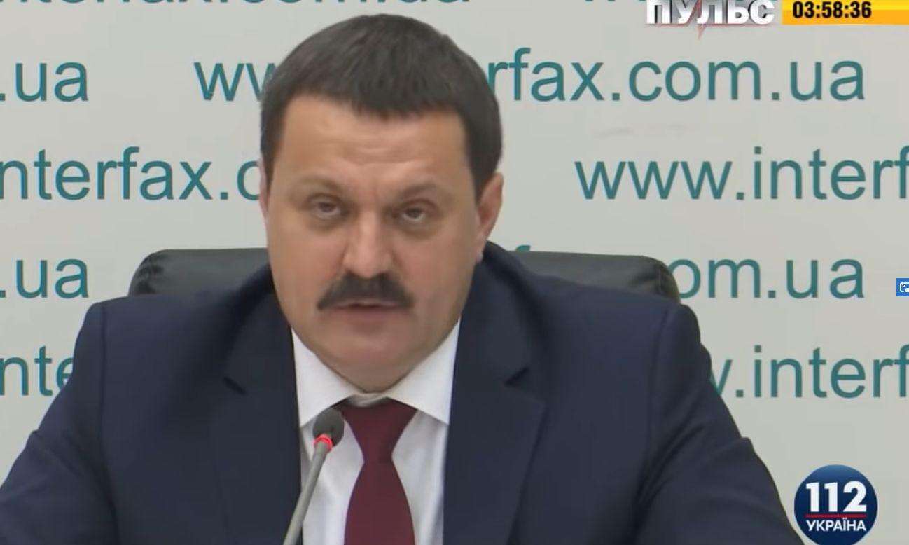 Депутатът от Върховната Рада Андрей Деркач