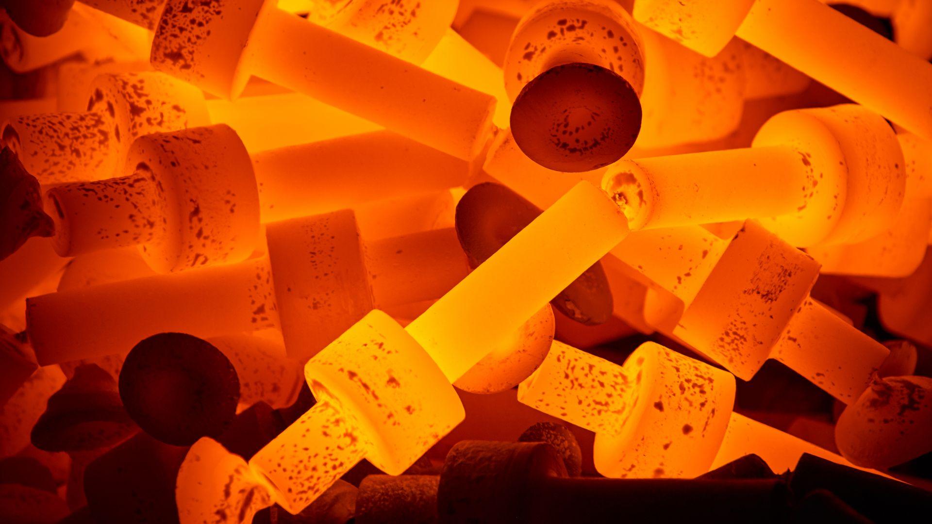Създадоха най-трудно разтопимия материал в света