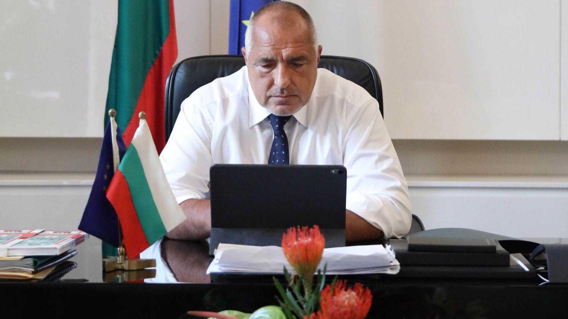 Бойко Борисов разпореди: Тестовете за COVID-19 да се поемат от Здравната каса