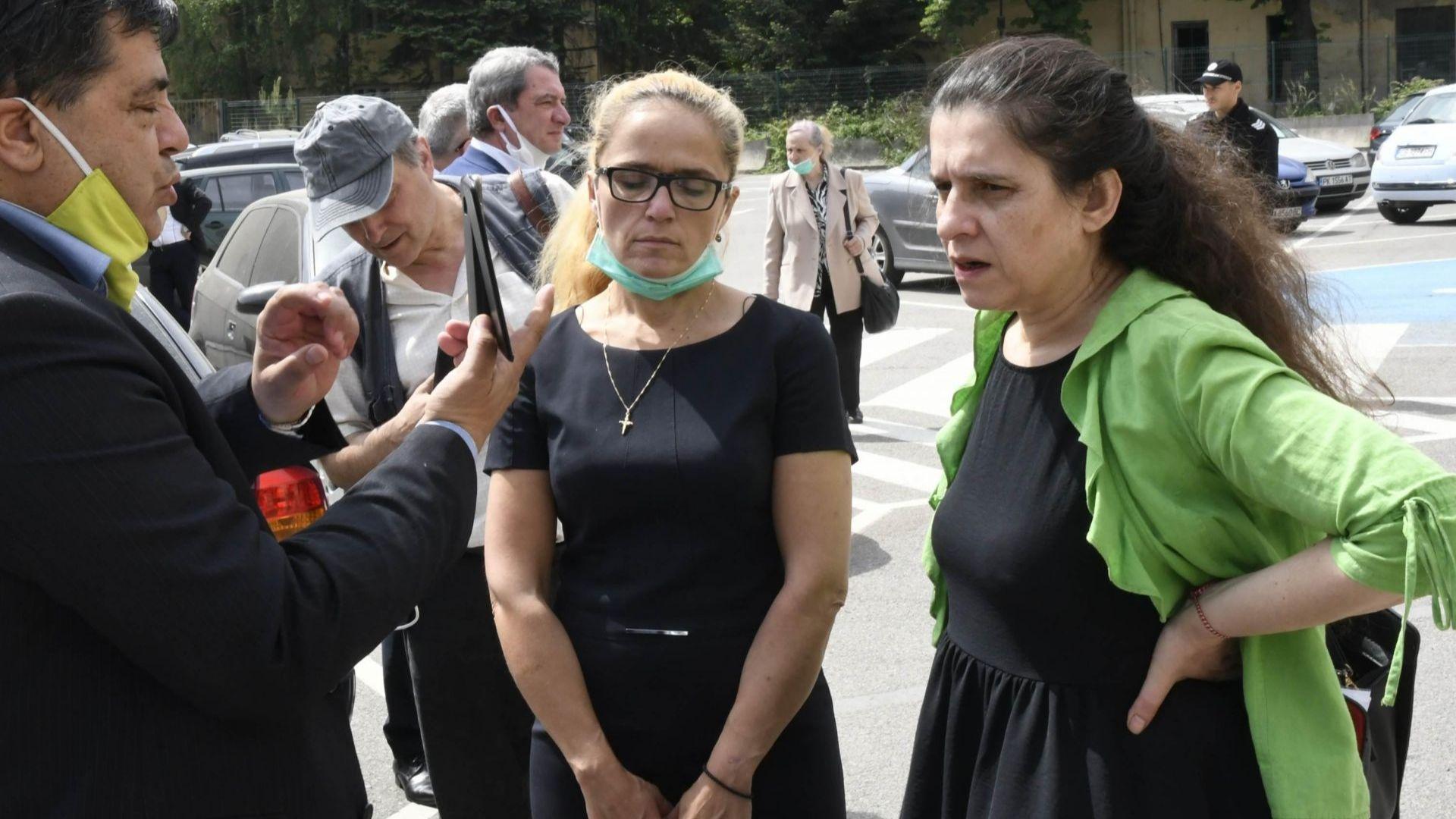 Апелативният спецсъд остави Иванчева под домашен арест