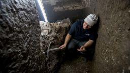 Откриха уникален подземен комплекс в Йерусалим отпреди 2000 години