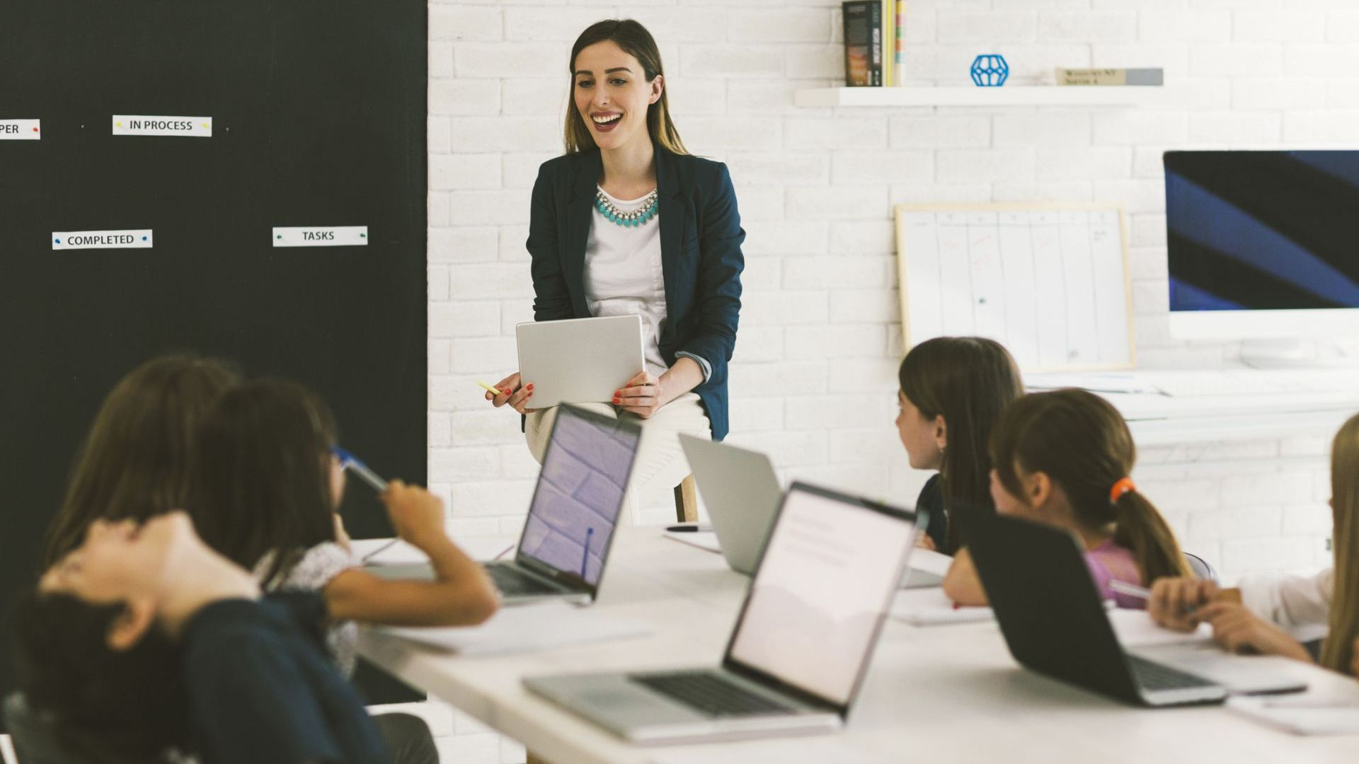 5 начина, по които дигиталното обучение променя учителските методи*
