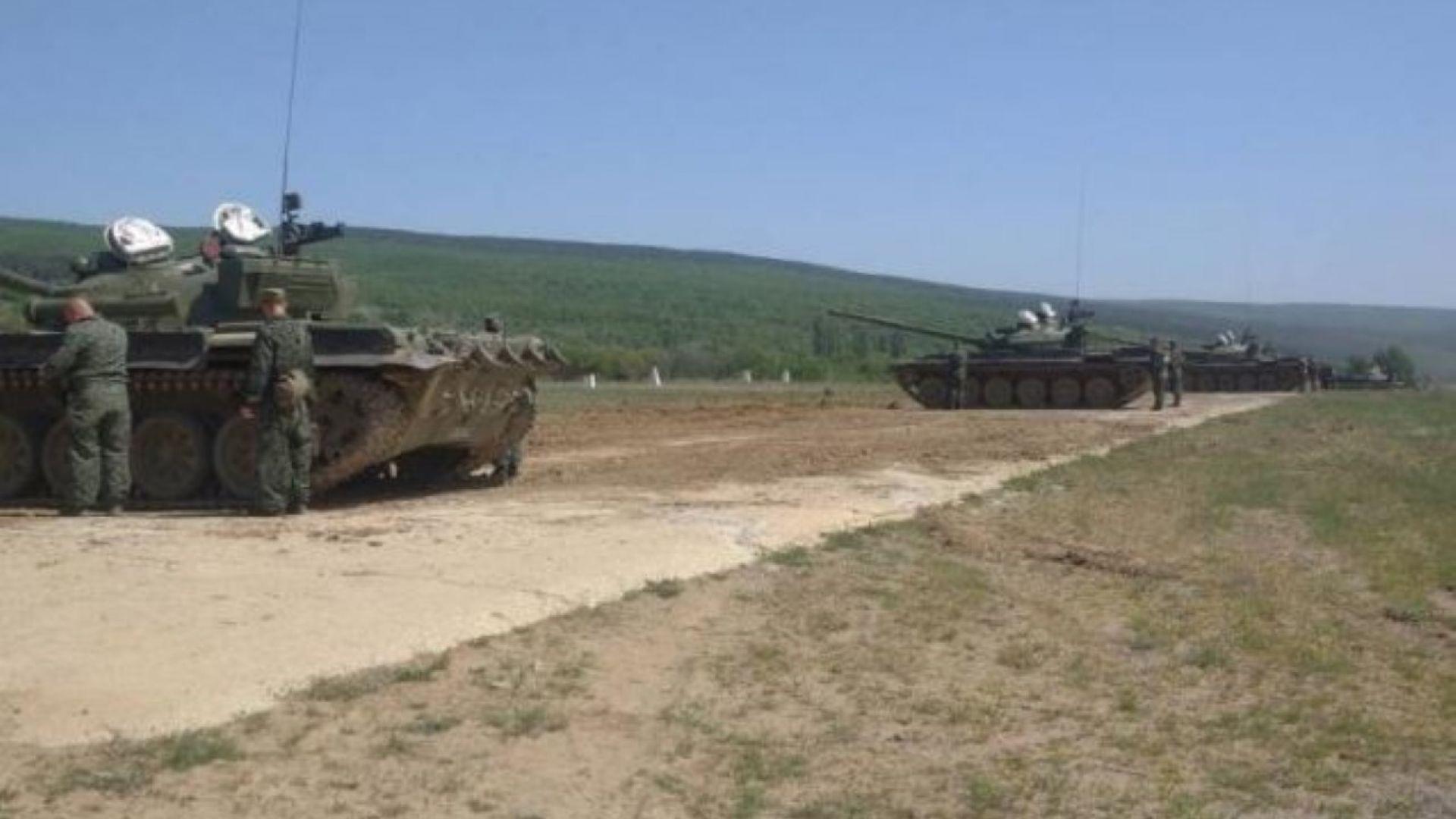 """Терем"" модернизира 44 танка Т-72 за 78 милиона лева"