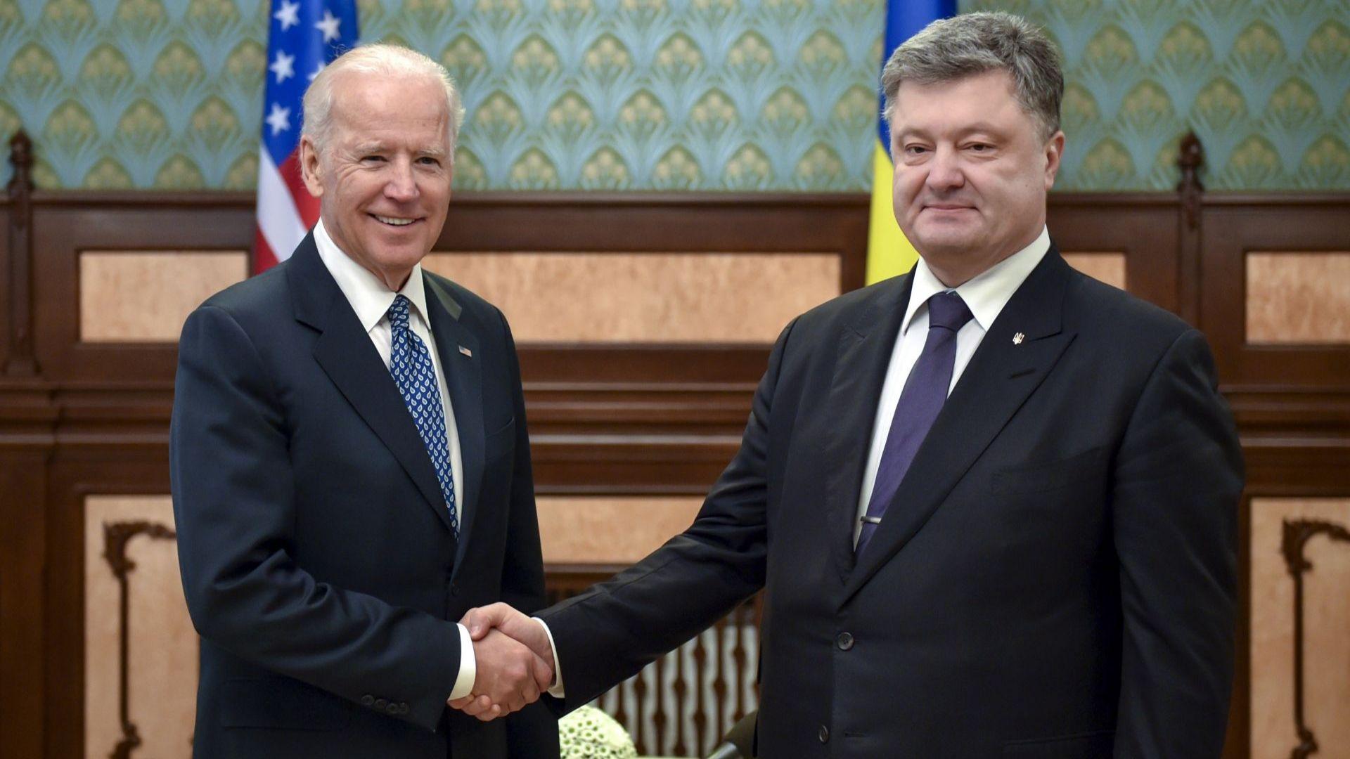 След записите с Байдън: Започва разследване за държавна измяна срещу Порошенко