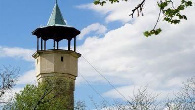 Започва обследване на Часовниковата кула на Сахат тепе
