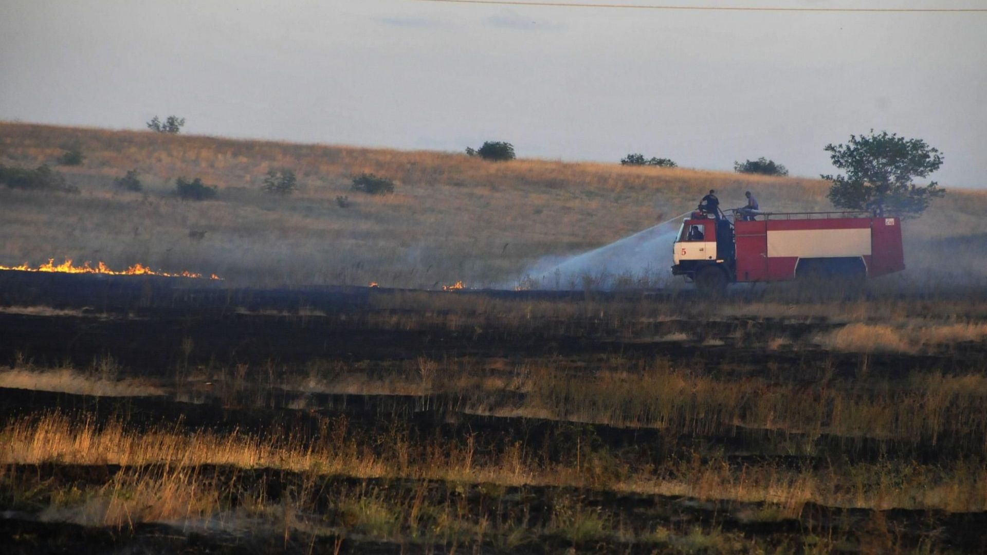 """ДФ """"Земеделие"""" създаде специален имейл за сигнали за пожари"""